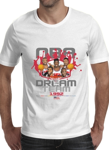 NBA Legends: Dream Team 1992 para Camisetas hombre