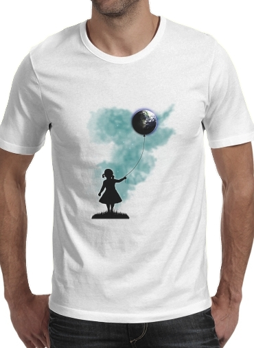 The Girl That Hold The World para Camisetas hombre