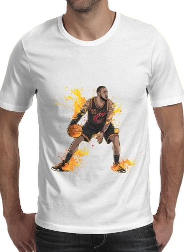 The King James para Camisetas hombre