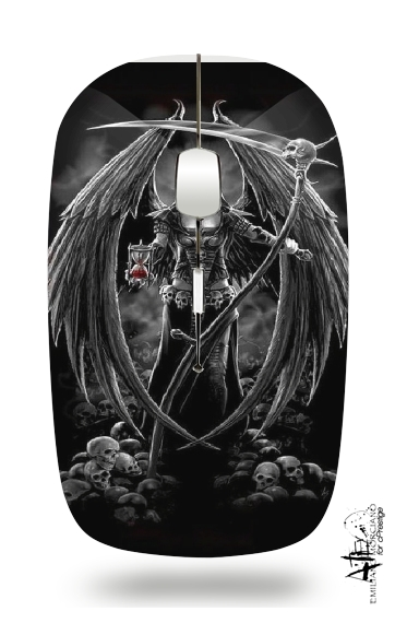 Angel of Death para Ratón óptico inalámbrico con receptor USB