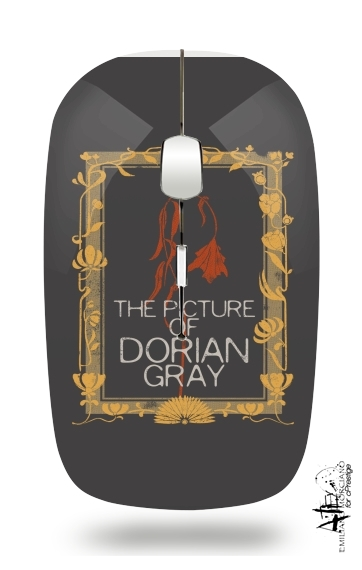 BOOKS collection: Dorian Gray para Ratón óptico inalámbrico con receptor USB