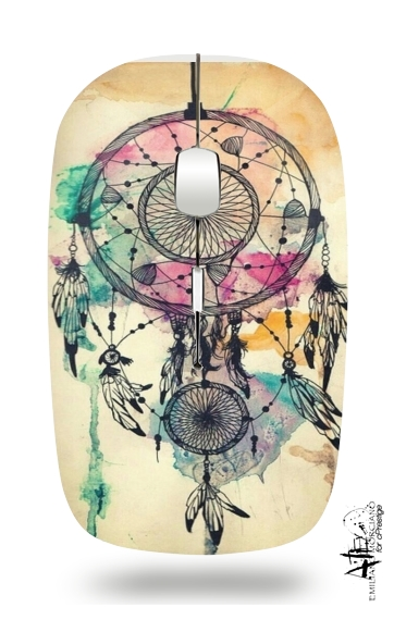 Dream catcher para Ratón óptico inalámbrico con receptor USB