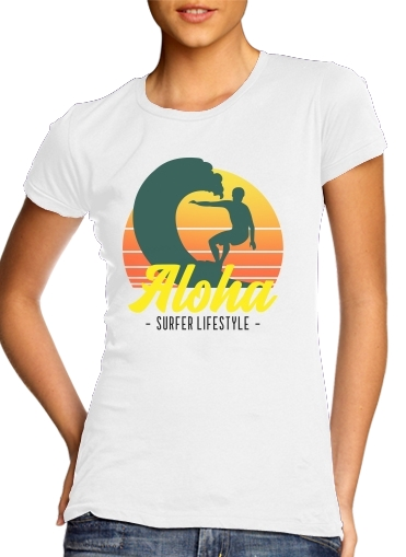 T-Shirts Aloha Surfer lifestyle