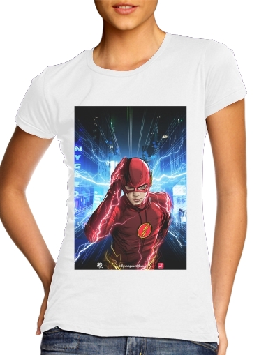 At the speed of light para Camiseta Mujer