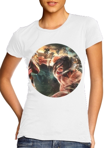 T-Shirts Attack on titan - Shingeki no Kyojin
