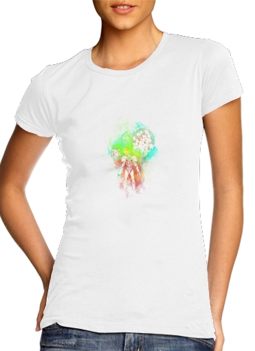 Bounty Hunter Art para Camiseta Mujer