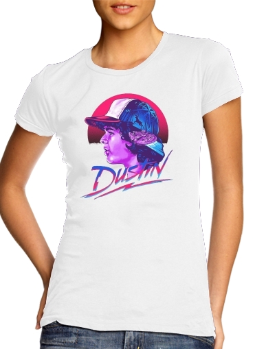 T-Shirts Dustin Stranger Things Pop Art