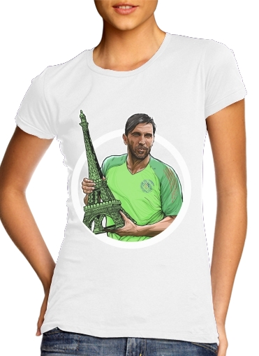 T-Shirts Gigi Goalkeeper Tour eiffel Paris