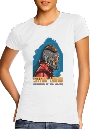 Guardians of the Galaxy: Star-Lord para Camiseta Mujer