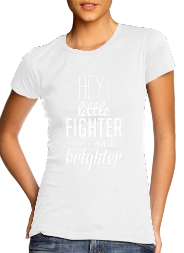 Little Fighter para Camiseta Mujer