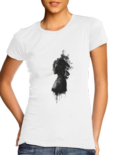 Mother Earth para Camiseta Mujer