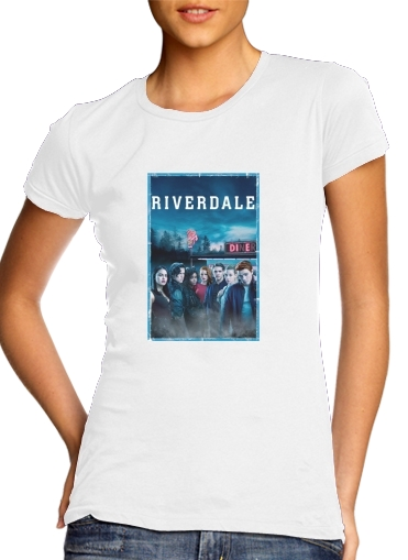 RiverDale Tribute Archie para Camiseta Mujer