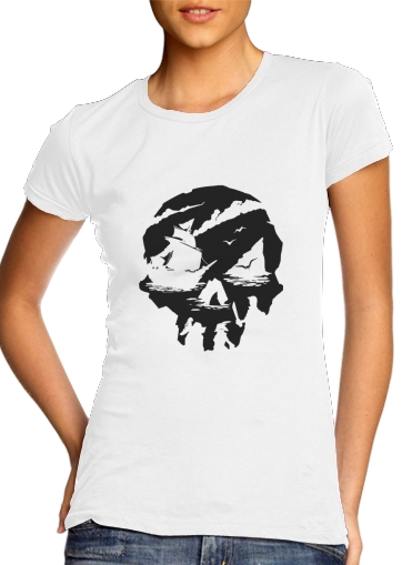 Sea Of Thieves para Camiseta Mujer