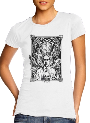 The Call of Cthulhu para Camiseta Mujer