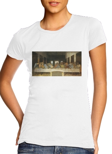T-Shirts The Last Supper Da Vinci