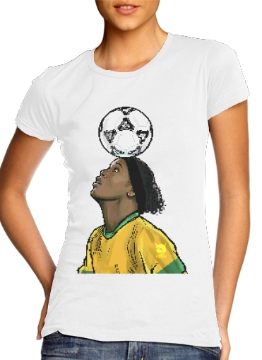T-Shirts The Magic Carioca Brazil Pixel Art