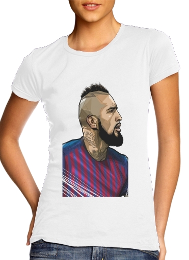 T-Shirts Vidal Chilean Midfielder