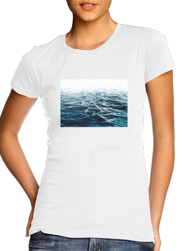 Winds of the Sea para Camiseta Mujer