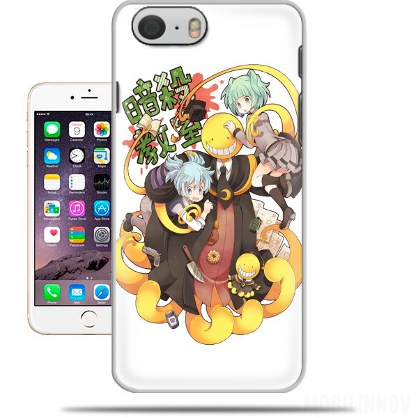 Carcasa Assassination Classroom Koro-sensei para Iphone 6 4.7