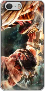 Funda Attack on titan - Shingeki no Kyojin para iphone-6
