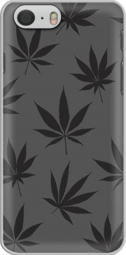 Cannabis Leaf Pattern Carcasa para Iphone 6 4.7