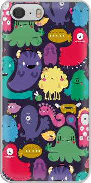 Colorful Creatures Carcasa para Iphone 6 4.7