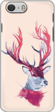 Deer paint Carcasa para Iphone 6 4.7