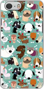 Dogs Carcasa para Iphone 6 4.7
