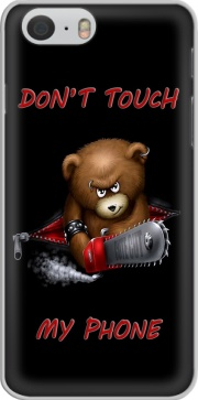 Don't touch my phone Carcasa para Iphone 6 4.7
