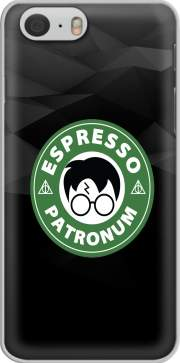 funda Espresso Patronum inspired by harry potter for Iphone 6 4.7