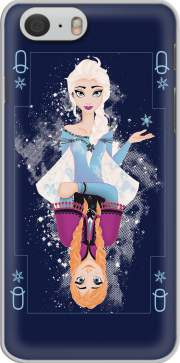 Frozen card Carcasa para Iphone 6 4.7