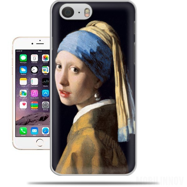 Carcasa Girl with a Pearl Earring para Iphone 6 4.7