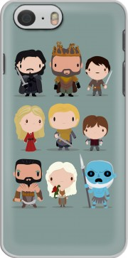 Got characters Carcasa para Iphone 6 4.7