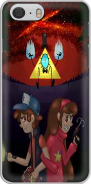 funda Gravity Falls Monster bill cipher Wheel for Iphone 6 4.7
