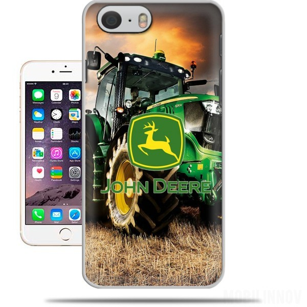 Carcasa John Deer tractor Farm para Iphone 6 4.7