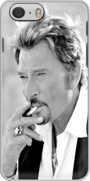 Funda johnny hallyday Smoke Cigare Hommage para iphone-6