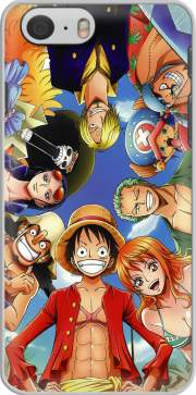 Funda One Piece CREW para iphone-6