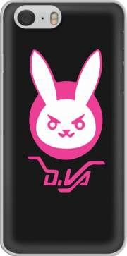 Funda Overwatch D.Va Bunny Tribute para iphone-6