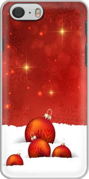 Red Christmas Carcasa para Iphone 6 4.7