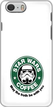 Funda Stormtrooper Coffee inspired by StarWars para Iphone 6 4.7