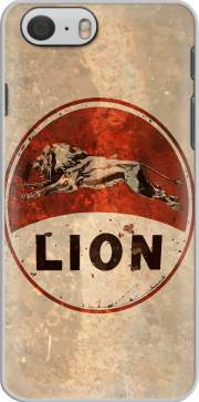 Funda Vintage Gas Station Lion para Iphone 6 4.7