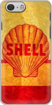 Funda Vintage Gas Station Shell para Iphone 6 4.7