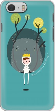 Where the wild things are Carcasa para Iphone 6 4.7