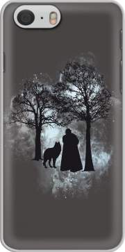 Wolf Snow Carcasa para Iphone 6 4.7