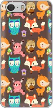 Animales de bosque Carcasa para Iphone 6 4.7