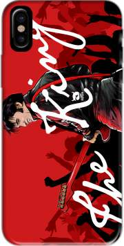 Funda The King Presley para Iphone X