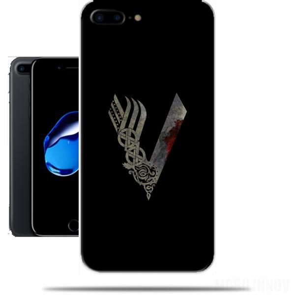 carcasa iphone 8 vikingos