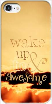 Be awesome Carcasa para Iphone 7 / Iphone 8