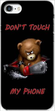 Don't touch my phone Carcasa para Iphone 7 / Iphone 8