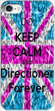 Keep Calm And Directioner forever Carcasa para Iphone 7 / Iphone 8